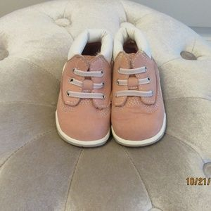Baby Girl Timberland Boots Size 2